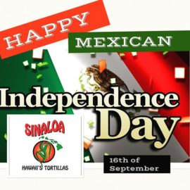 Aloha Friday Hawaii – Happy Mexican Independence Day 16th of September 🇲🇽🇲🇽Viva Mexico🇲🇽🇲🇽 – from Instagram