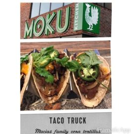 Happy President's Day Hawaii .  Mahalo to the crew @mokukitchen , Had these amazing duck tacos 🌮 Mahalo for the ️ on your menu 🏽 – from Instagram
